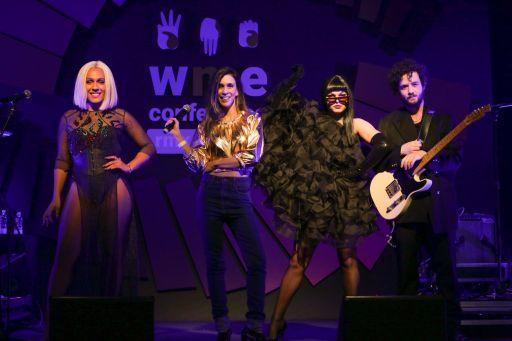 WME Conference Unreal terá show de Fernanda Abreu, talk de Duda Beat e muito mais!