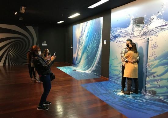 Museu das Ilusões prorroga atividades, clique aqui e saiba tudo!
