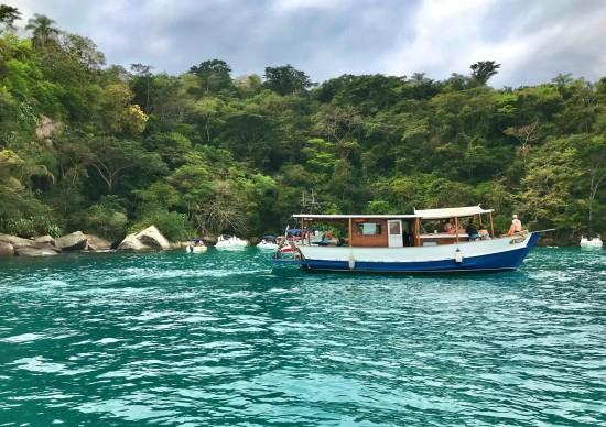 Tour de Barco em Paraty: não dá pra ficar de fora!