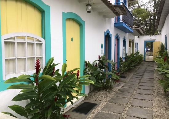 Vila do Porto Pousada: charme e conforto em Paraty (RJ)